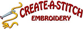 Create-A-Stitch Embroidery